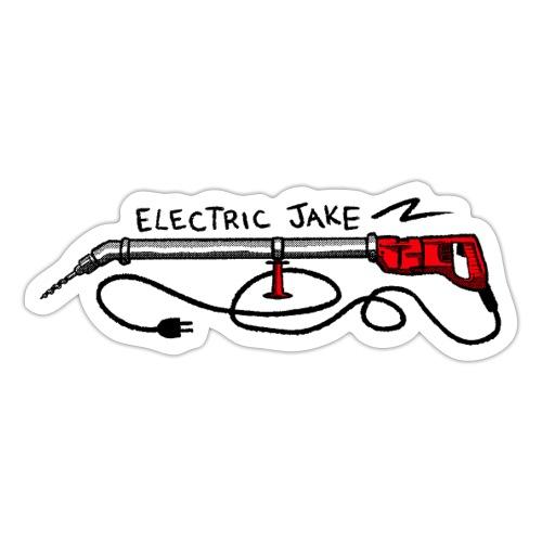 ELECTRIC JAKE - Sticker