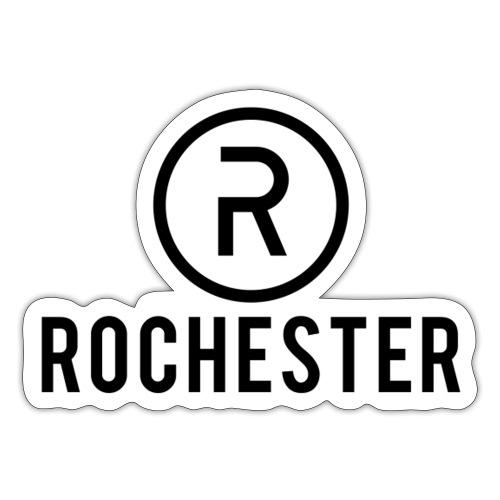 Rochester v1 White Series - Sticker