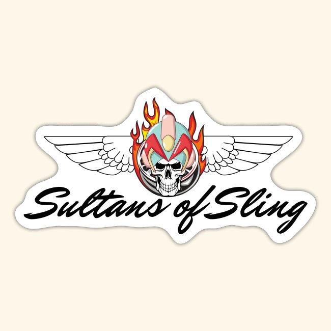 Sultans of Sling Shirt Logo