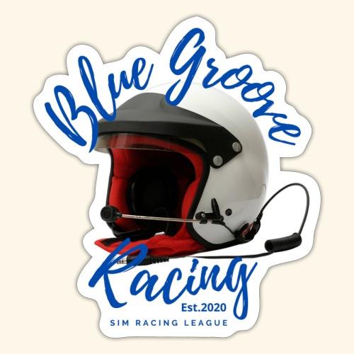 BGR Helmet - Sticker
