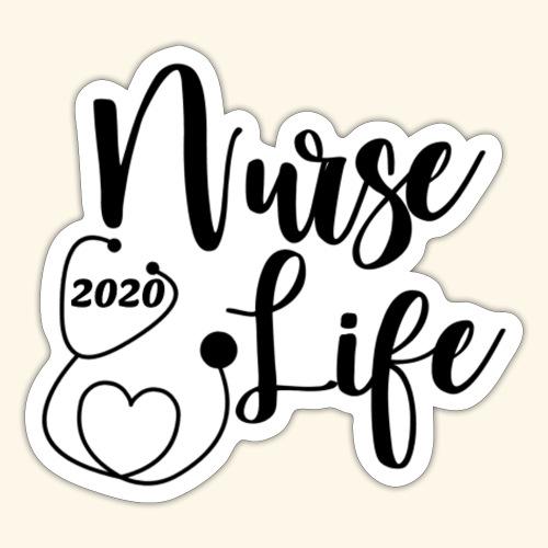 Nurse Life 2020 - Sticker