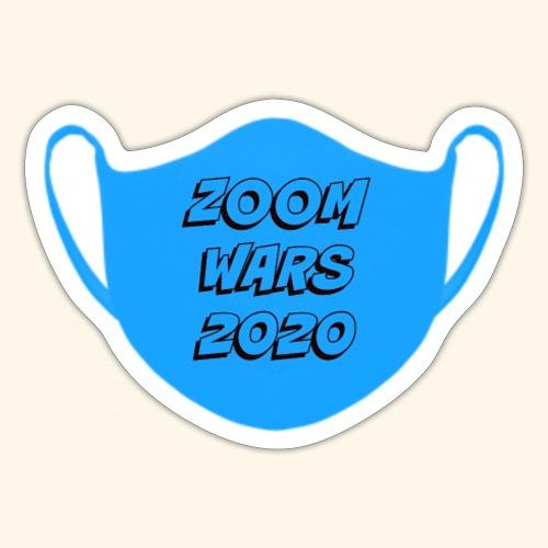 Zoom Wars 2020 - Sticker