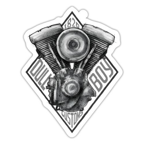 DBC EVO - Sticker