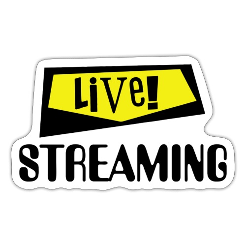 Live Streaming - Sticker