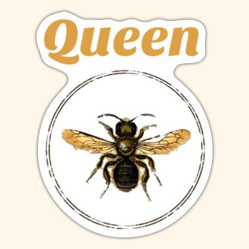 queen bee - Sticker