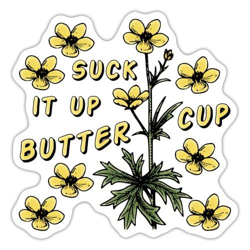 Buttercup - Sticker