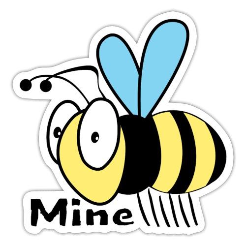 Bee Mine - Sticker