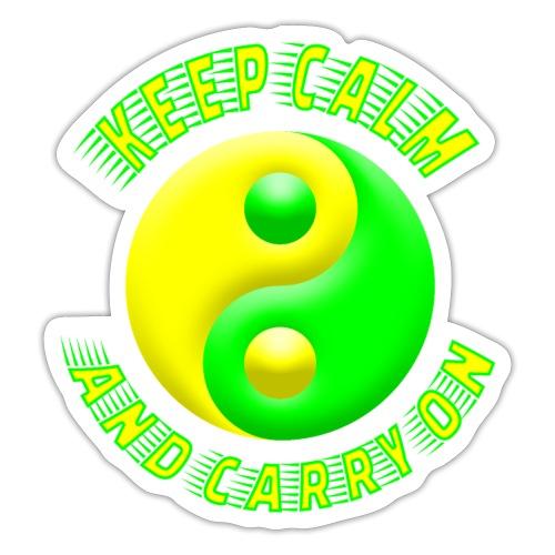Keep Calm - Sticker