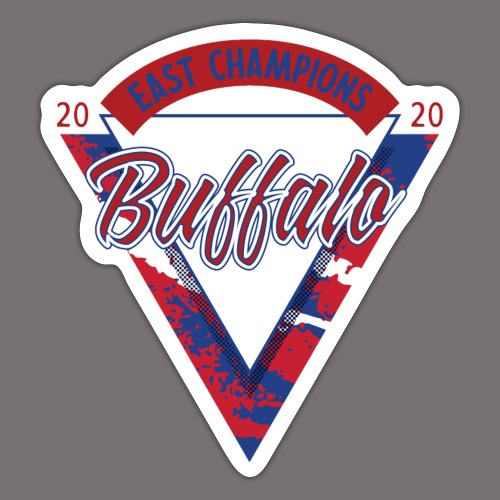 East Champions 2020 - Sticker