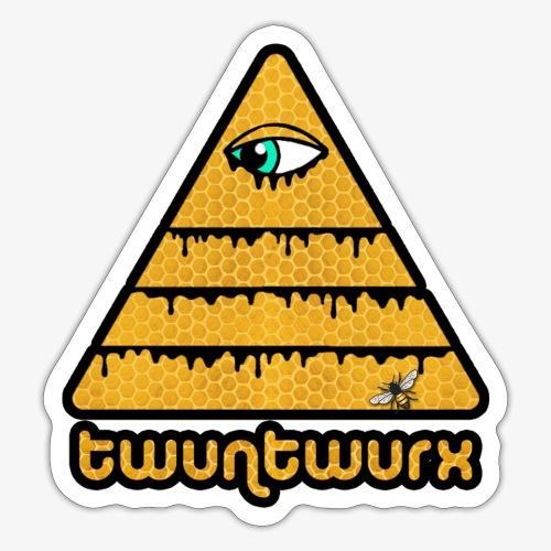 twhoney - Sticker