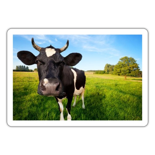 CowFixing - Sticker