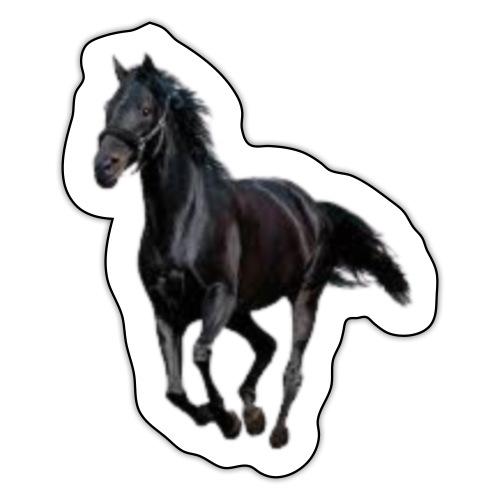 blackbeauty - Sticker