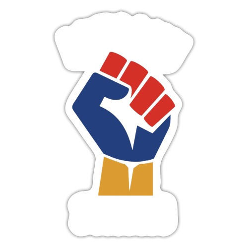 Artsakh Strong and solidarity - Sticker
