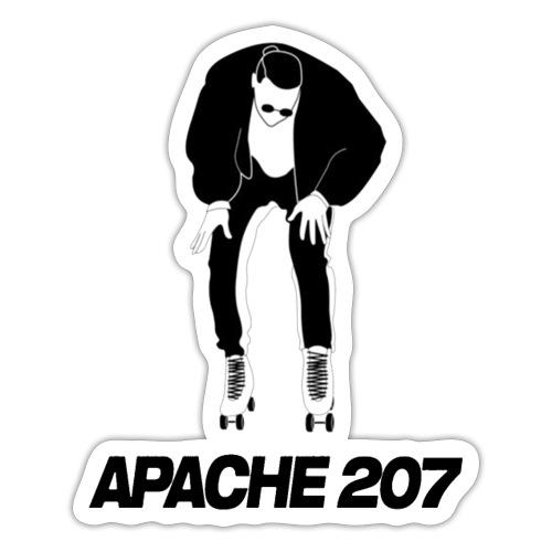 Apache 207 Rap - Sticker