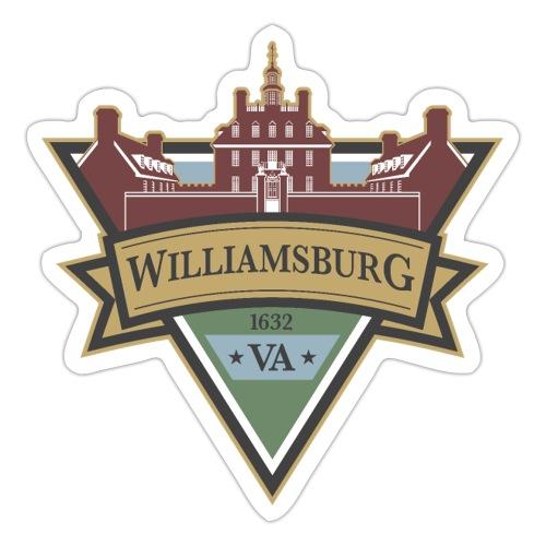 Williamsburg, Virginia, 1632 - Sticker