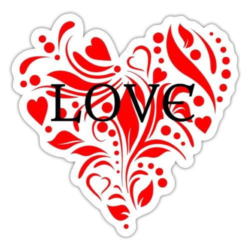 loveheArt - Sticker