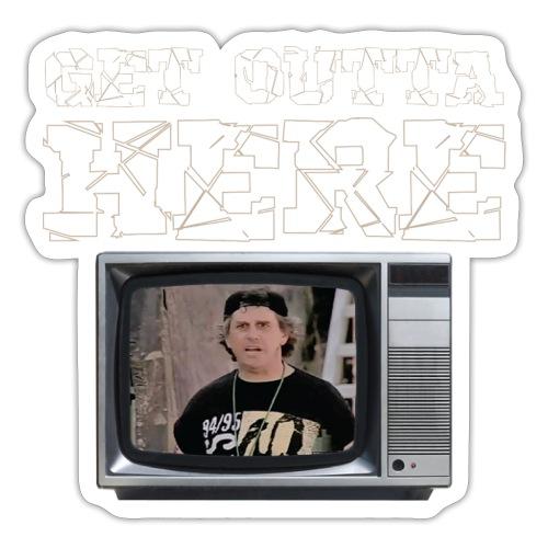 Larry Mollin T-Shirt! - Sticker
