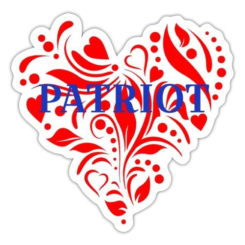 PATRIOT - Sticker