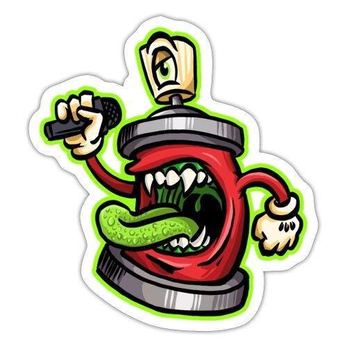 SPRAY CAN - Sticker