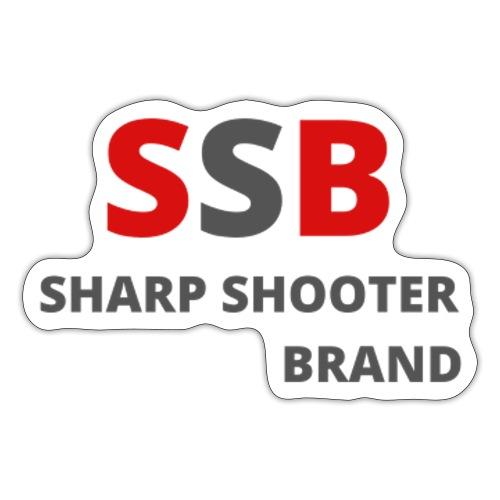 SHARP SHOOTER BRAND 2 - Sticker