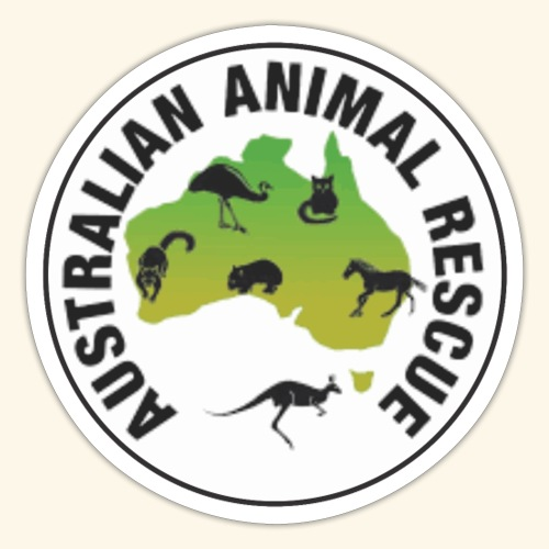 animal lovers ARC - Sticker