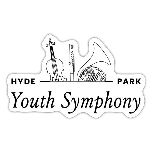 Hyde Park Youth Symphony - Sticker