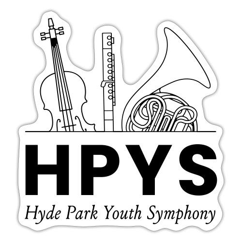 HPYS Chicago - Sticker