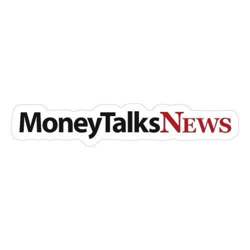 Money Talks News Logo - Sticker
