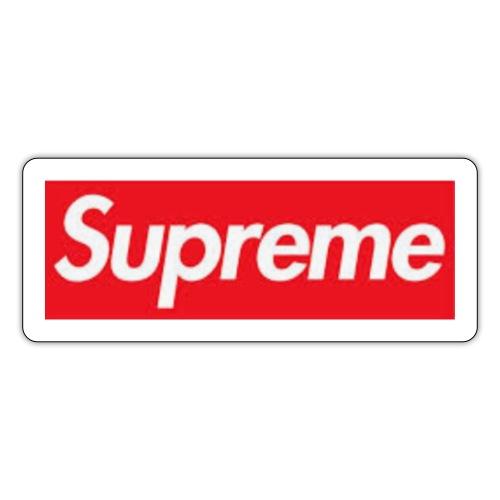 Supreme - Sticker