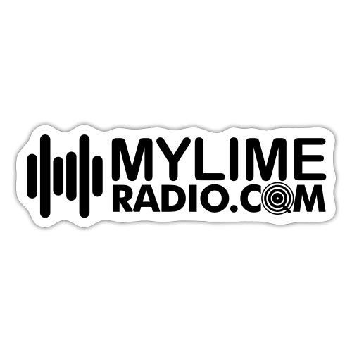 MyLimeRadio ALT LOGO (Solid) - Sticker