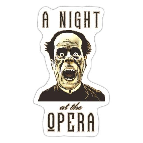 A Night at the Opera - Sticker