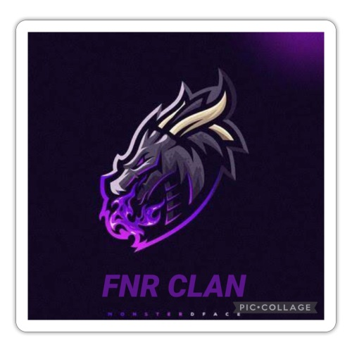 FNR Shop - Sticker