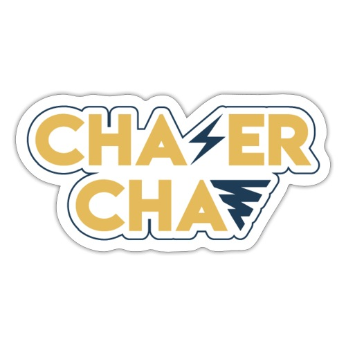 Chaser Chat Logo - Sticker