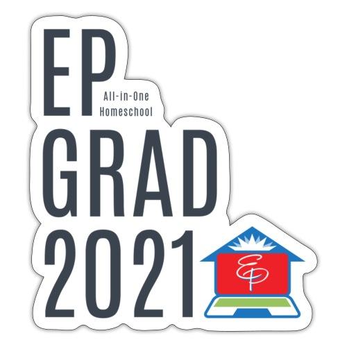 EP GRAD 2021 - Sticker