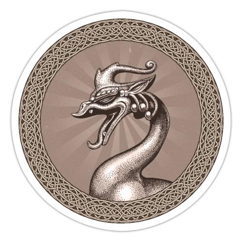 Laughing Dragon - Sticker