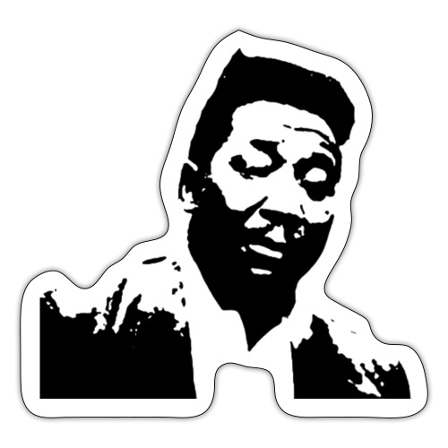 Muddy waters - Sticker