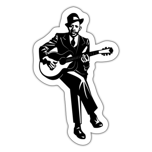 Mr Johnson - Sticker