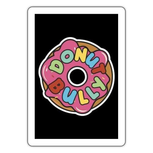 Donut bullying - Sticker