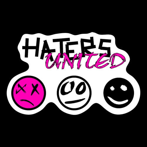 Haters United (Onision) - Sticker