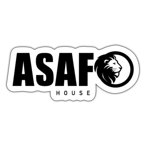 AsafoHouse Sticker - Sticker