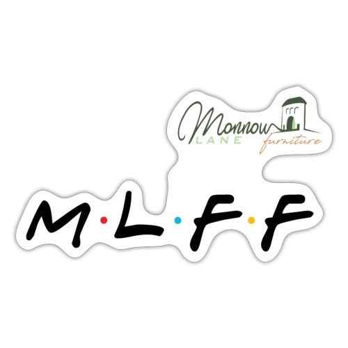 MLFF with logo - Sticker
