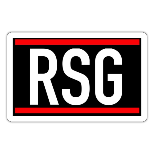 RSG Rythmic Sports Gymnastics - Sticker