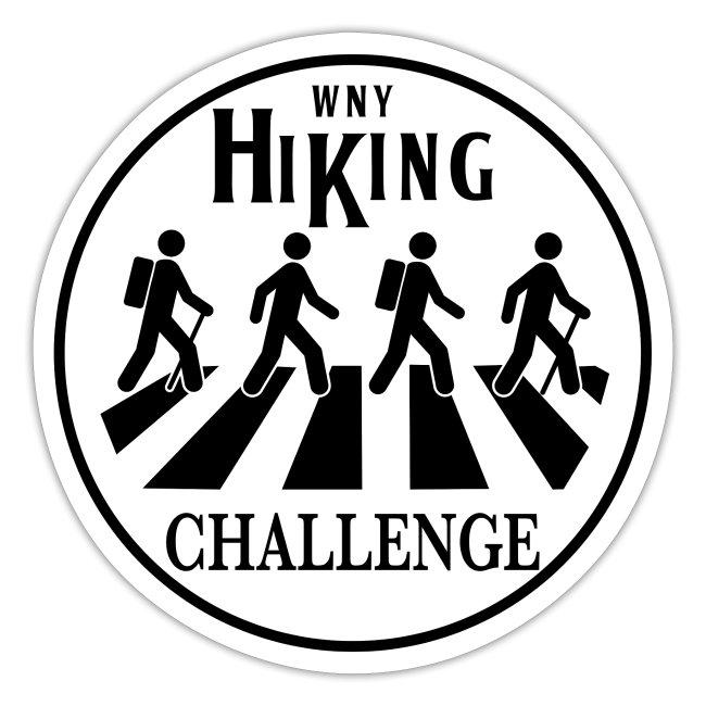 2021 WNY Hiking Challenge - BLACK