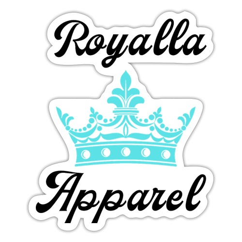Royalla Apparel 16 - Sticker