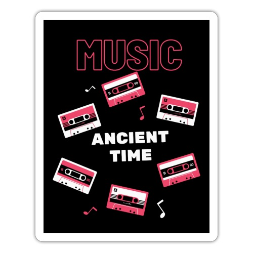 Music Ancient time - Sticker