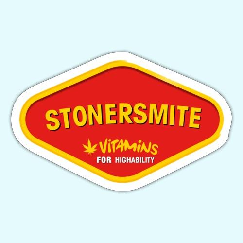Stonersmite - Sticker