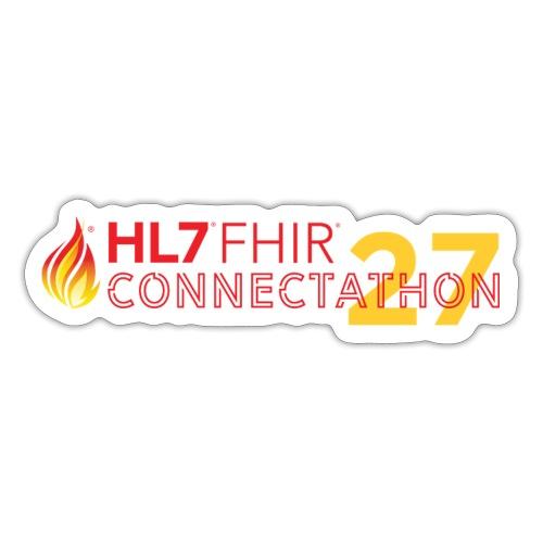 HL7 FHIR Connectathon 27 - Sticker