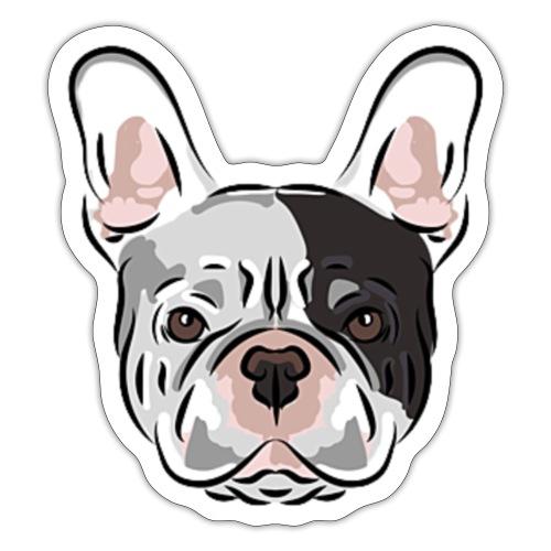 pngtree french bulldog dog cute pet - Sticker