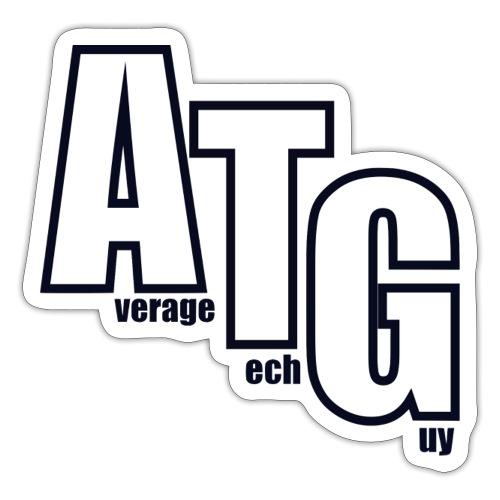 ATG Blocks - Sticker