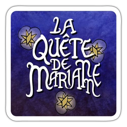 La quête de Marianne - Sticker